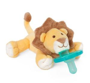 WubbaNub Infant Pacifier - Baby Lion