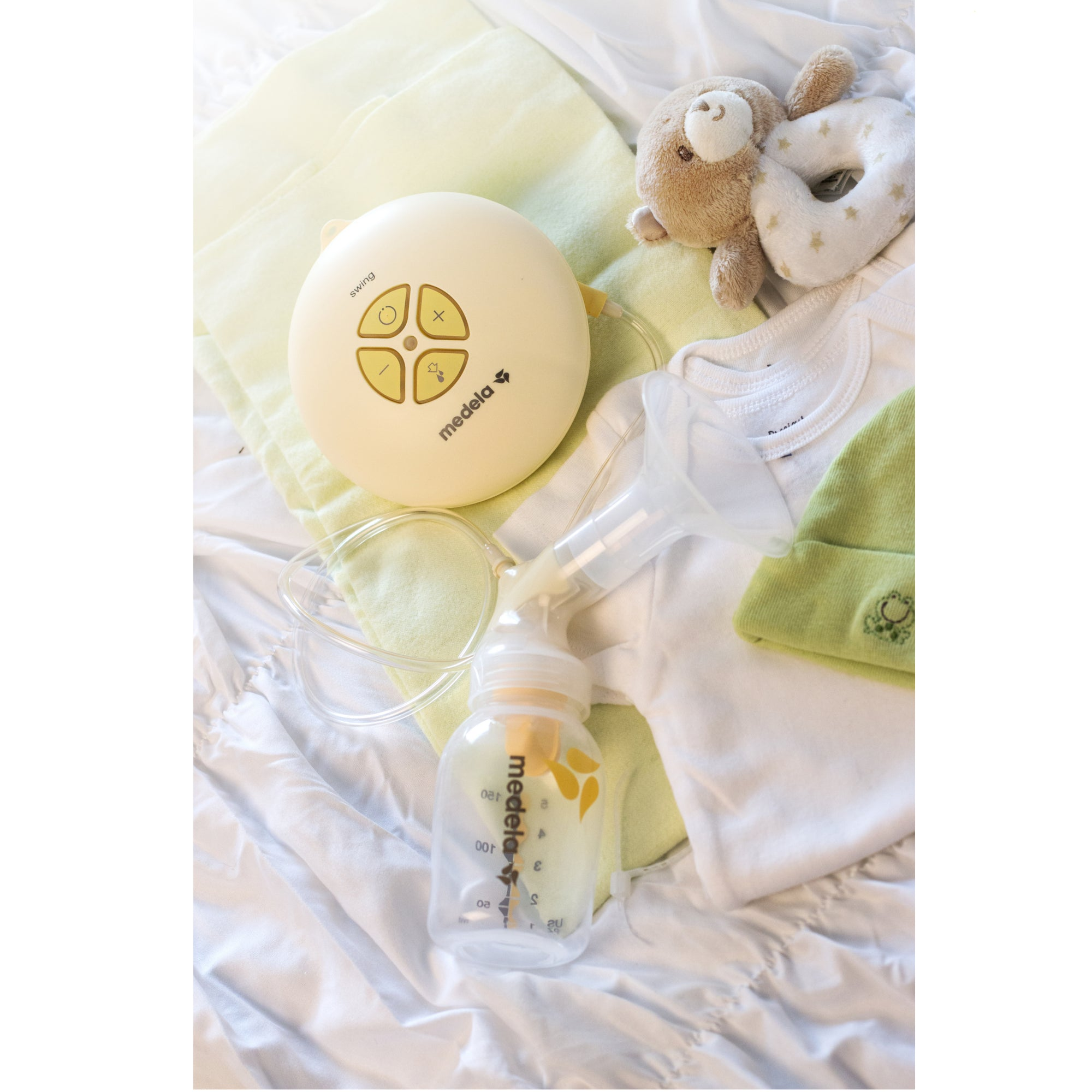 Medela Swing Single Electric Breast Pump Ds Babyland