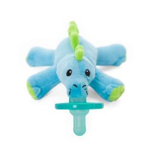 WubbaNub Infant Pacifier Baby Dino