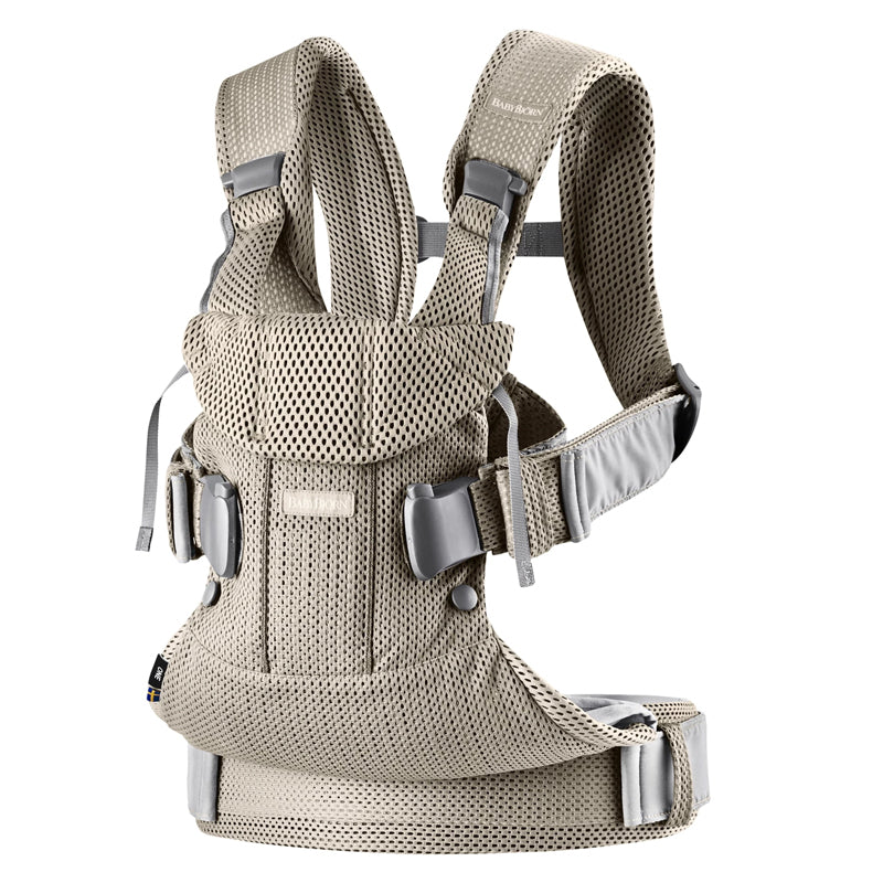 BABYBJÖRN Baby Carrier One Air in Greige