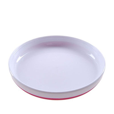 OXO Training Plate With Removable Ring - Tot Pink