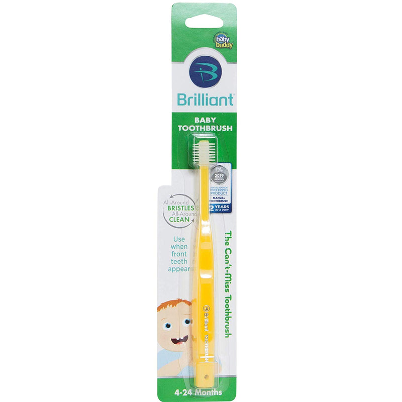 Baby Buddy 360 Toothbrush Stage 5 - Lemon