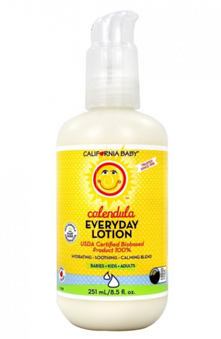 California Baby Calendula Everyday Lotion 8.5 oz