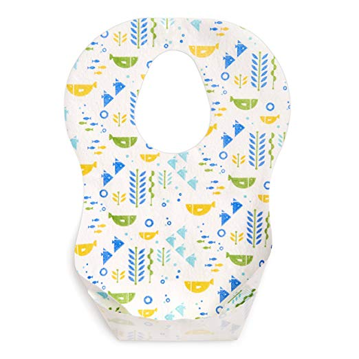 Munchkin Disposable Bibs, 24 Pack
