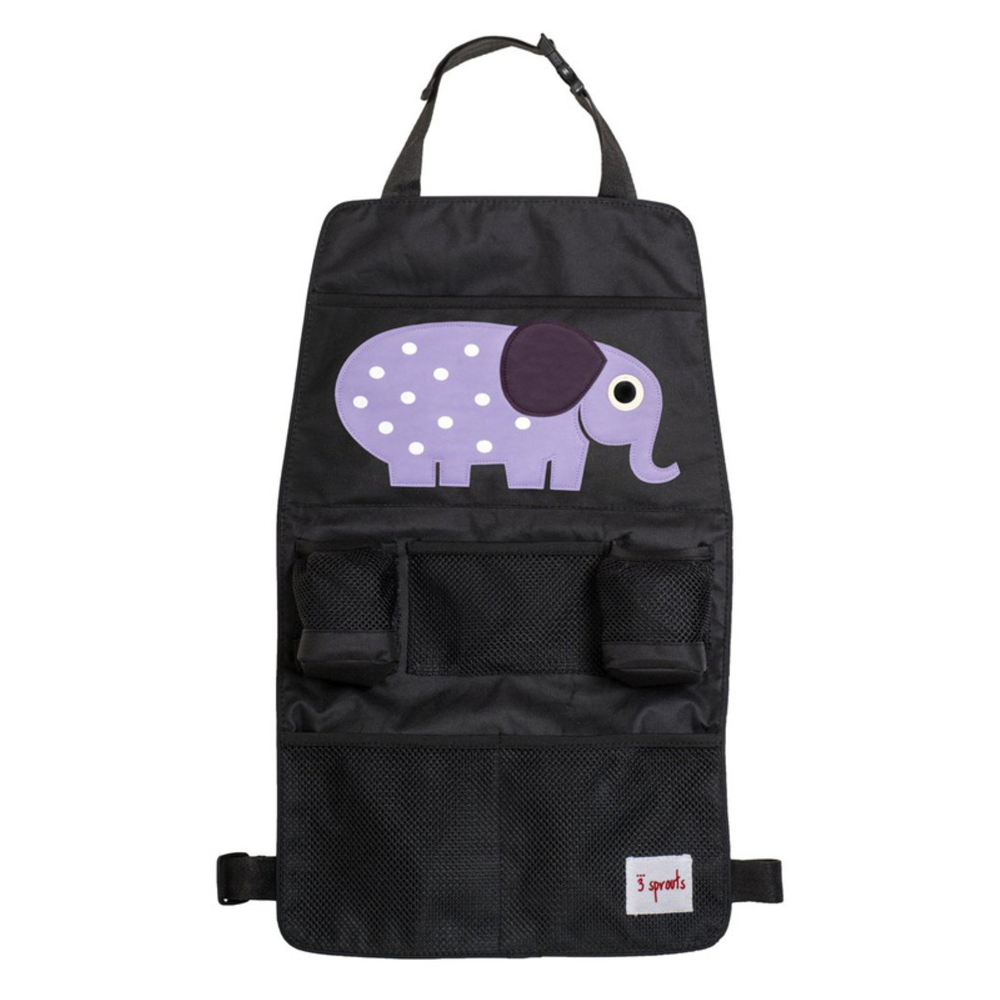Backseat Organizer - Elephant