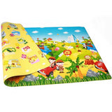 Dwinguler Large Kid's Playmat in Safari