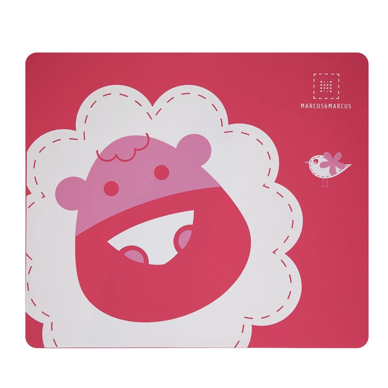 Marcus & Marcus Marcus the Lion Silicone Baby Placemat