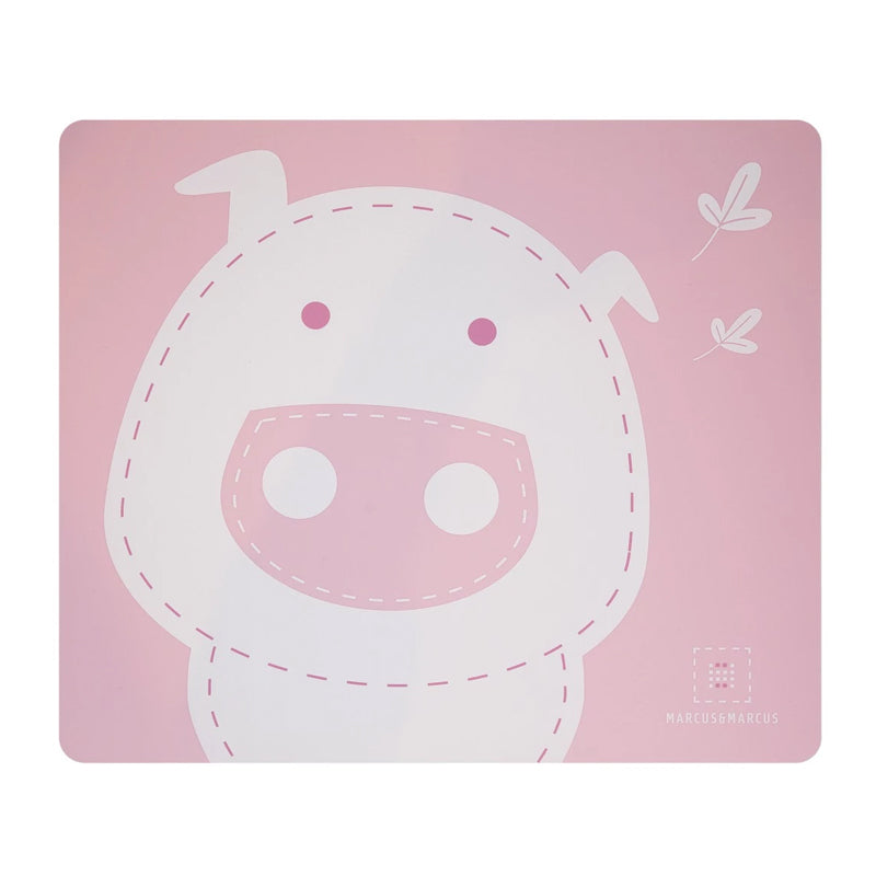 Marcus & Marcus Silicone Placemat - Pokey the Pig