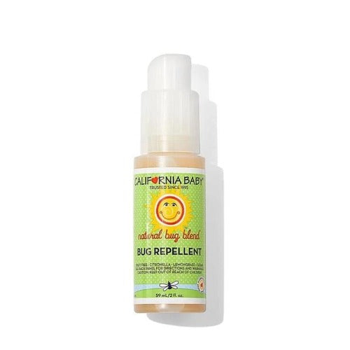 California Baby Natural Bug Repellent Spray 2oz