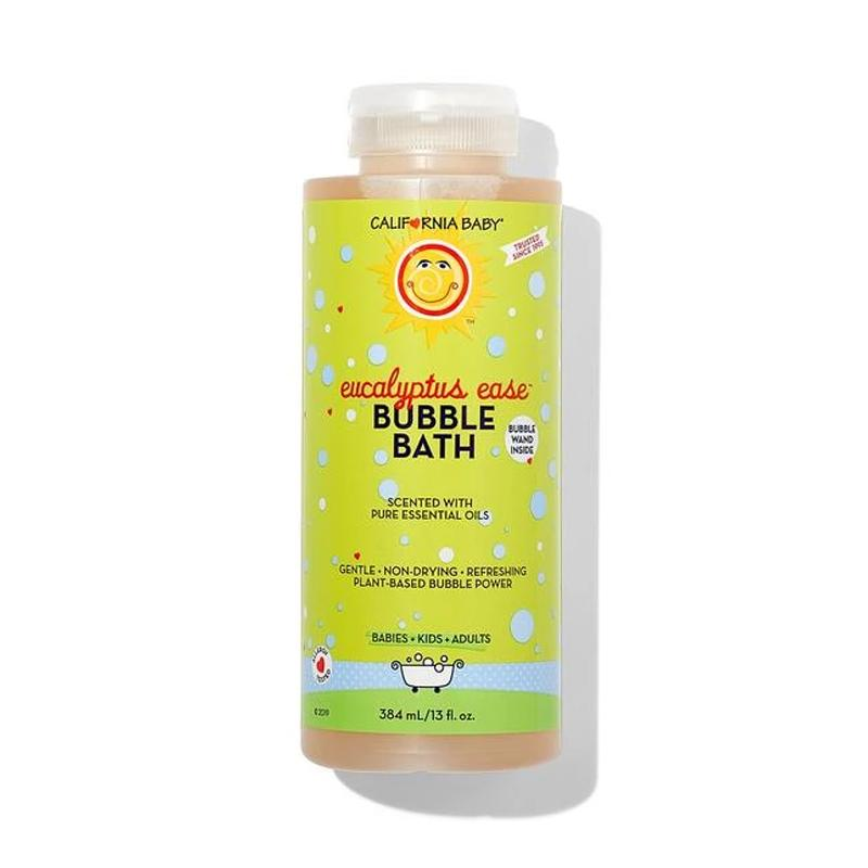 California Baby Eucalyptus Ease Bubble Bath