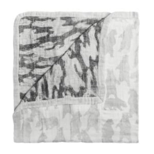 Aden+Anais silky soft dream blanket - Foragers Bear