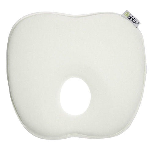BBLuv Pilo - Ergonomic Headrest For Baby - white