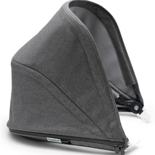 Bugaboo Bee5 Sun Canopy in Grey Melange