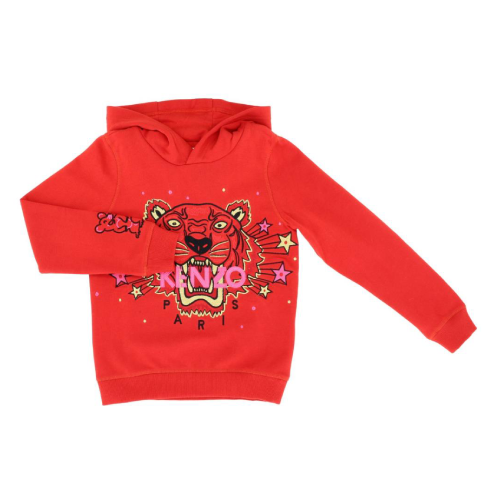 KENZO NEW YEAR 3SWEAT SHIRT BRICK