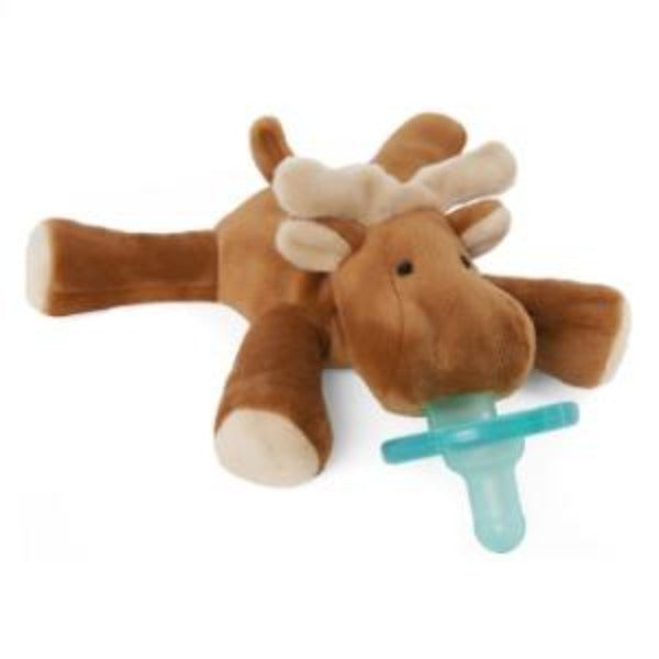 WubbaNub - Infant Pacifier Moose