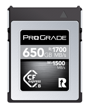 ProGrade Digital CFexpress™ 2.0 Memory Card (Cobalt) 1700