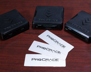 ProGrade Digital Metal Plates for Readers (3-Pack)