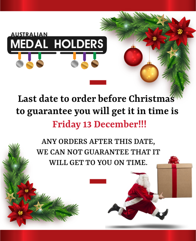 Last Date to Guarantee Orders Will Arrive in Time for Christmas