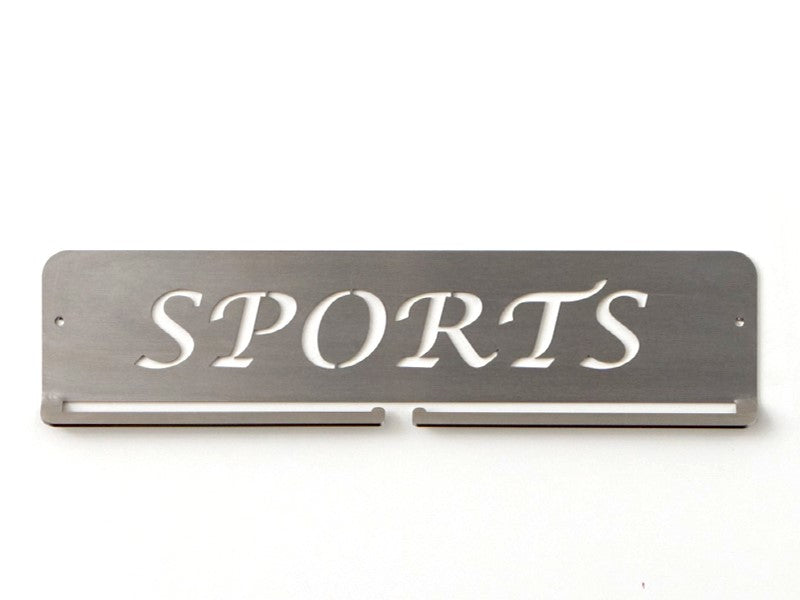 Sports Medal Holder - Stainless Steel Powder Coated medal hanger - Premium quality sports medal displays by Australian Medal Holders