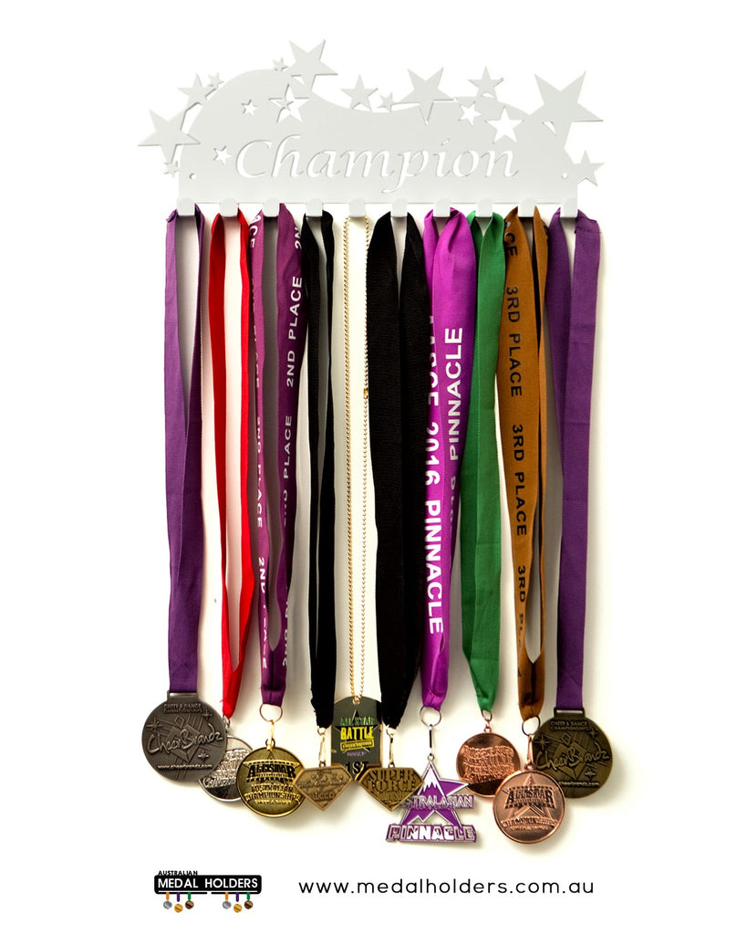 Champion Medal Holder - Champion medal displays by Australian Medal Holders