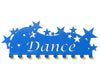 Dance Medal Holder - Blue Premium Quality Dance medal displays by Australian Medal Holders