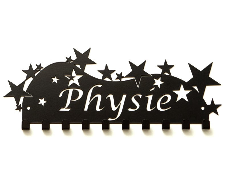Physie Medal Holder - Black Premium quality Physie medal displays by Australian Medal Holders - Australian Hangers