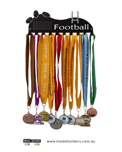 (NRL) 'Football' Medal Holder