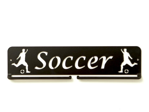 Soccer Medal Holder - Premium quality sports medal displays by Australian Medal Holders