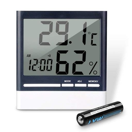 Digital Indoor Hygrometer Thermometer
