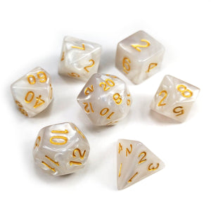 white dice tagged d12 knucklebones game shop