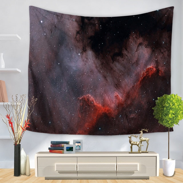 Dull Galaxy Tapestry