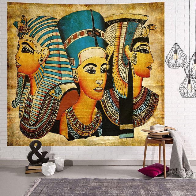 Ancient Pharaoh Tapestry