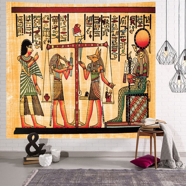 Ancient Egyptian Tapestry