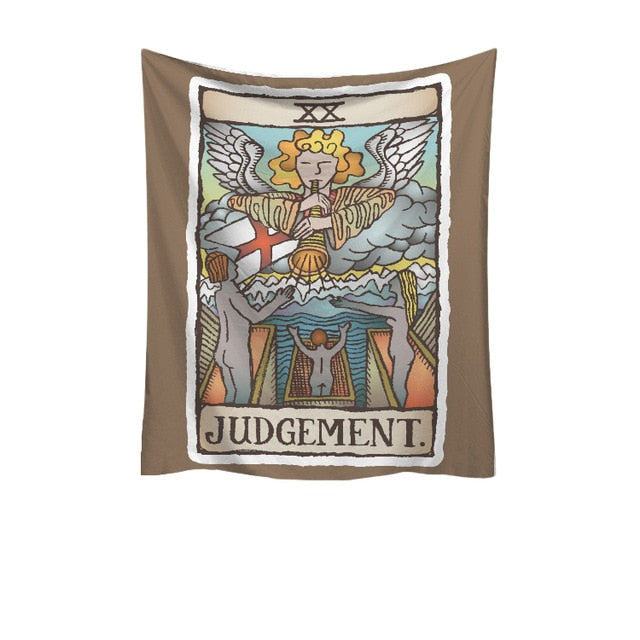 Judgement Tapestry