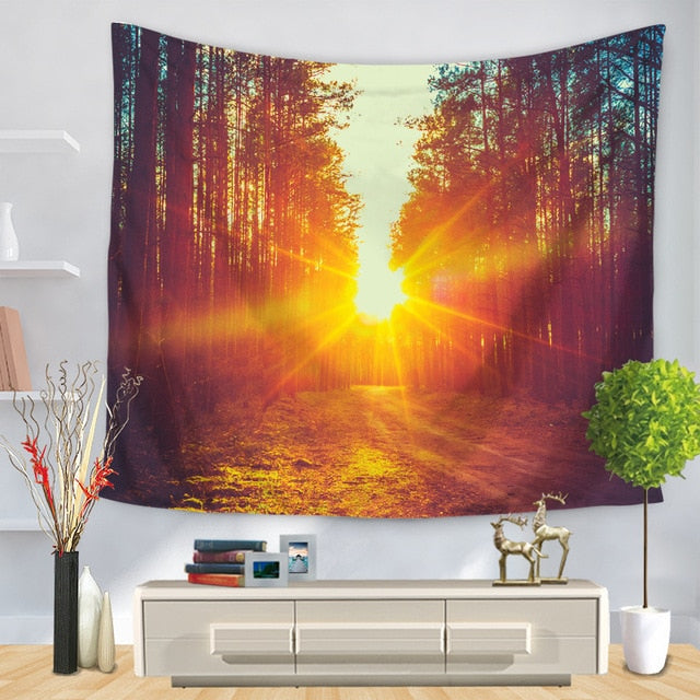 Sunset Tapestry