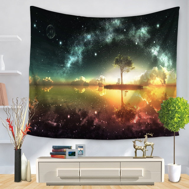 Eternal Forest Tapestry