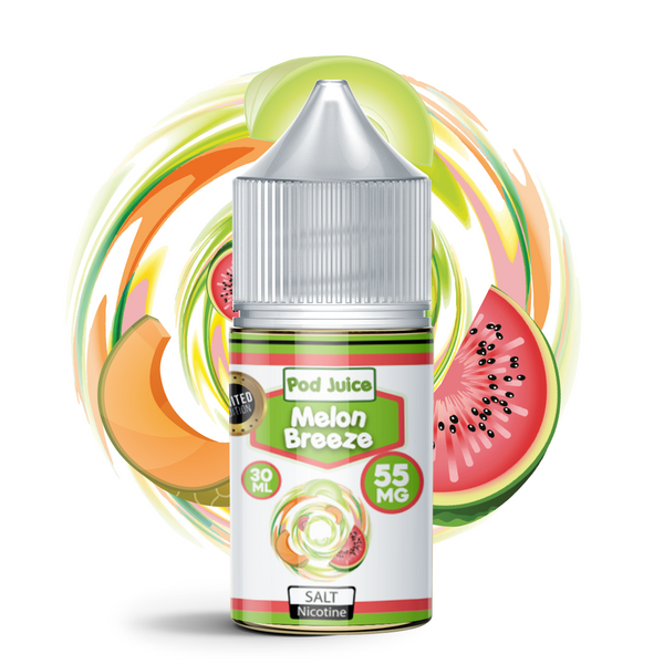 [Pod Juice] [salt nicotine] [Jewel Mint]