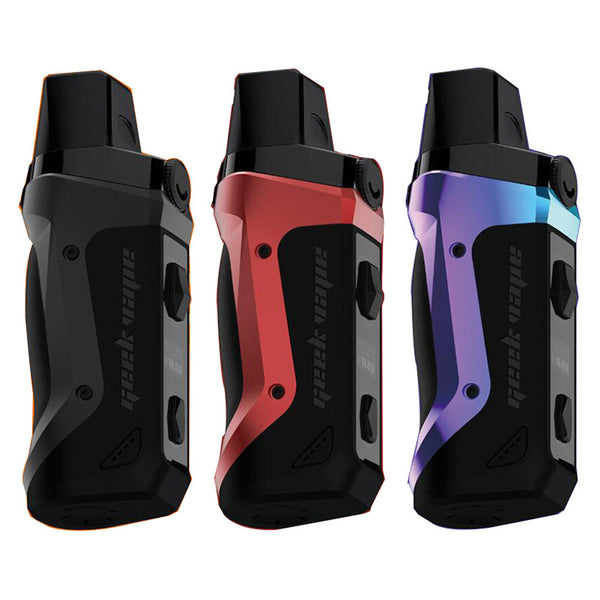 Geek Vape Aegis Boost Kit - Pod Juice
