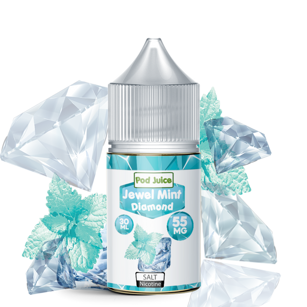 Jewel Mint Diamond (Unsweet) - Pod Juice