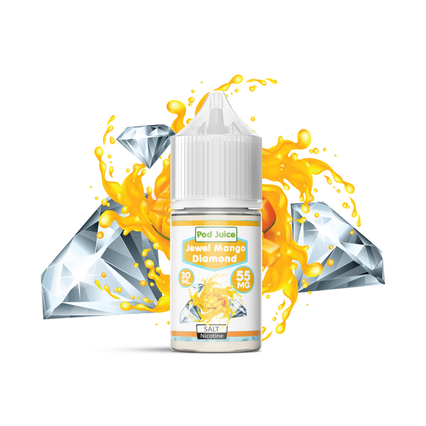 Jewel Mango Diamond (Unsweet Version 1) - Pod Juice