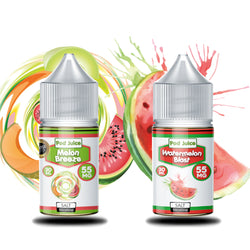 Melon Bundle 35mg (Watermelon Blast and Breeze) - Pod Juice