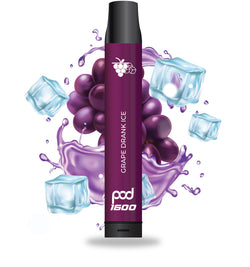 Grape Soda PodStick Disposable - Pod Juice
