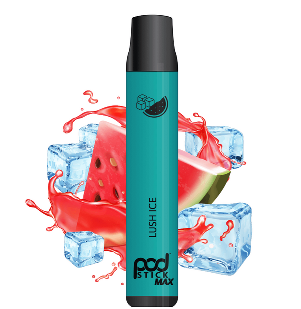 Lush Ice Pod Disposable - Pod Juice