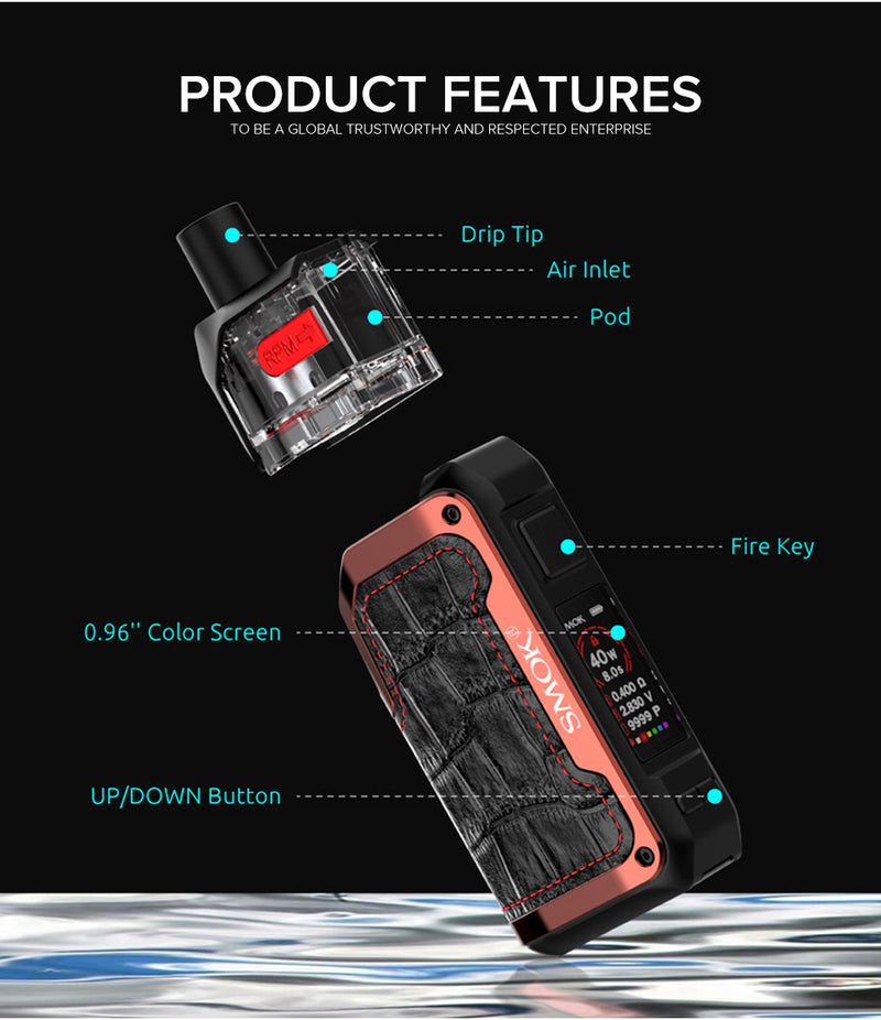 SMOK Alike Kit - Pod Juice