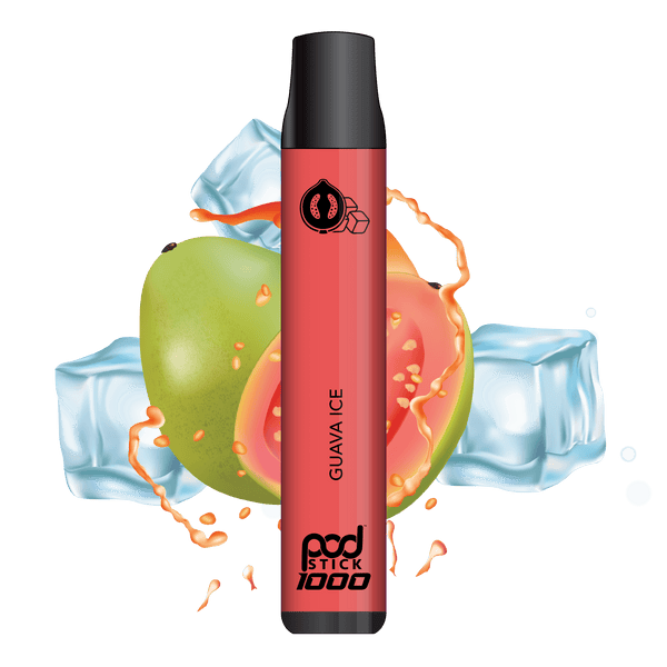 Guava Ice PodStick 1000 Disposable - Pod Juice