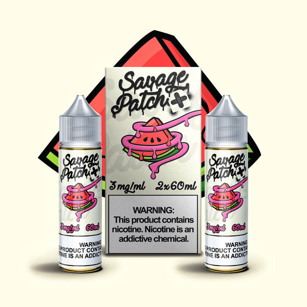 Watermelon Patch (1 x 60ml Bottle) - Pod Juice