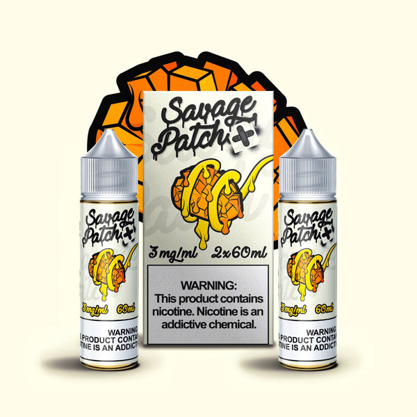 Mango Patch (1 x 60ml Bottle) - Pod Juice