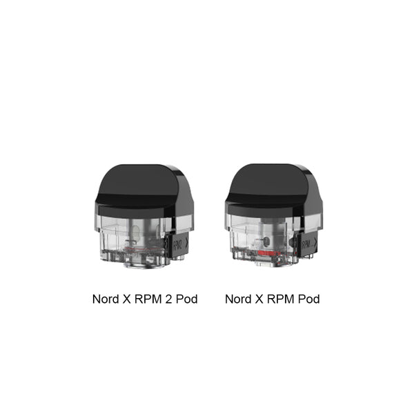 Nord X Empty Pod (3 pcs) - Pod Juice