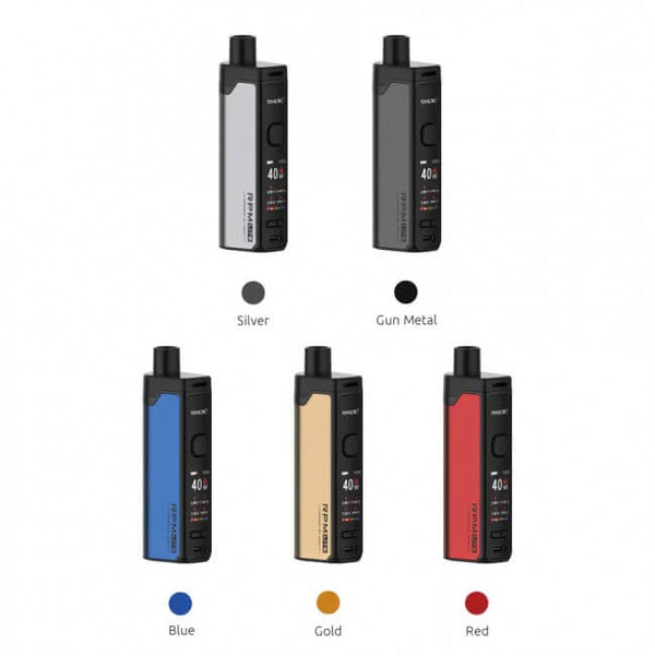 SMOK RPM Lite Kit - Pod Juice
