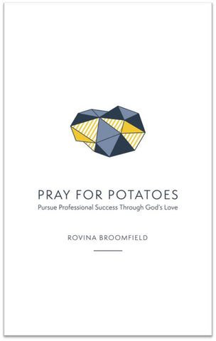pray for potatoes book cover